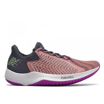 buty new balance fuelcell rebel w różowo-szare