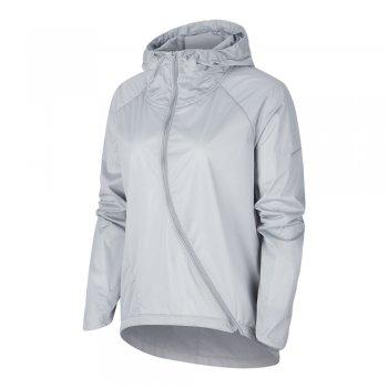 kurtka nike shield runway jacket w szara