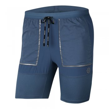 spodenki nike shorts 7in future fast m niebieskie