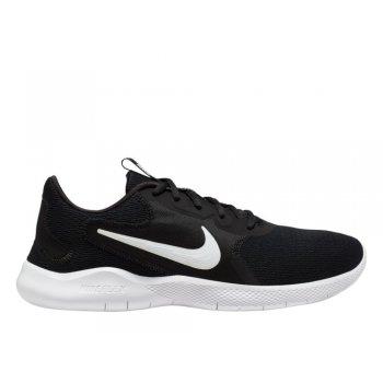 buty nike flex experience rn 9 m czarno-białe