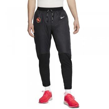 spodnie nike phenom running pants ekiden m czarne
