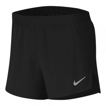 spodenki nike fast 4in shorts m czarne