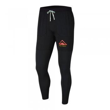 spodnie nike phenom elite hybrid pants trail m czarne