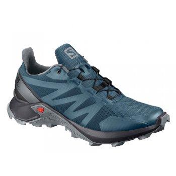 buty salomon supercross w niebieskie