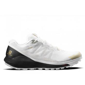 buty salomon sense ride 3 ltd edition w biało-złote