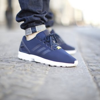"buty adidas zx flux base pack ""new navy""  (m19841)"