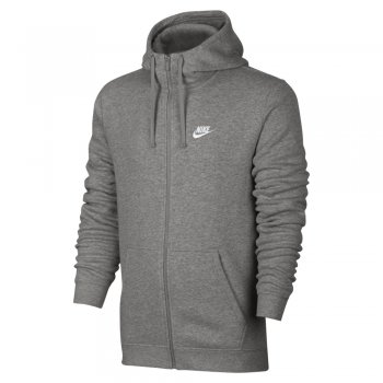 bluza nike nsw hoodie fleece club (804389-063)