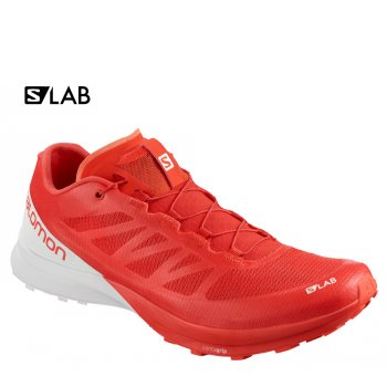 Shop 2019 New Mens Salomon S LAB SENSE Ultra Run Soft Ground