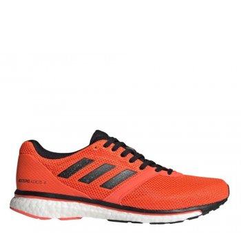 adidas czerwono pomaranczowe damskie