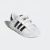 adidas superstar cf c biało-czarne