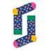 happy socks hamburger sock (ham01-6000)