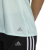 adidas response tank clear mint / colored heather