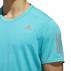 adidas response tee blue