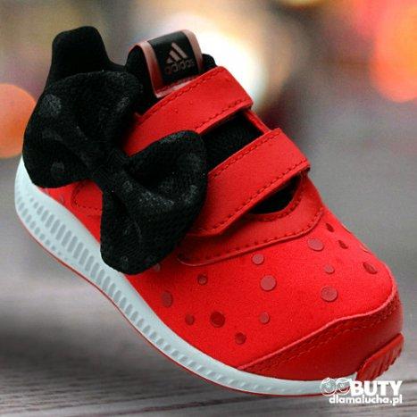 Buty adidas Disney Minnie FortaRun CF I (CQ0113