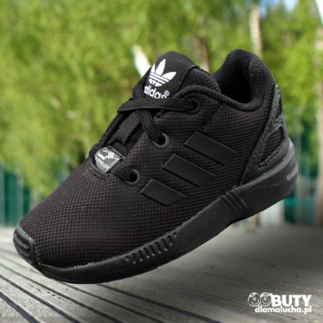 Buty adidas Zx Flux El I AF6260 CblackCblackCblack