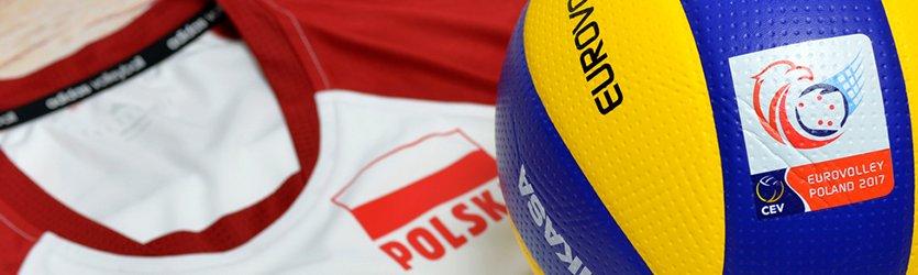 Koszulki reprezentacji Polski w siatkówce